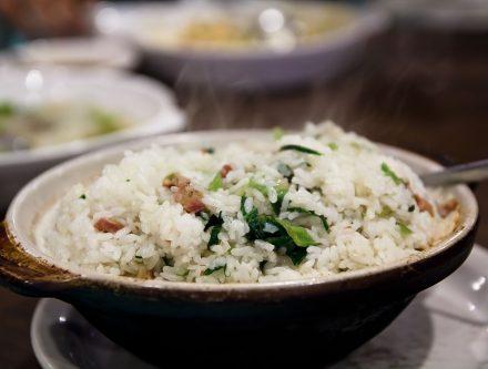 Le cuiseur riz